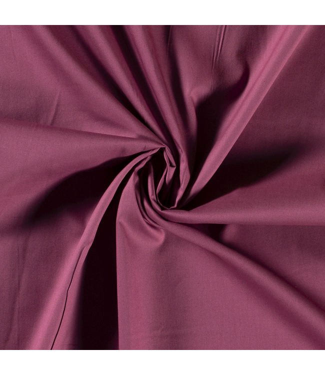 Katoen - oud roze