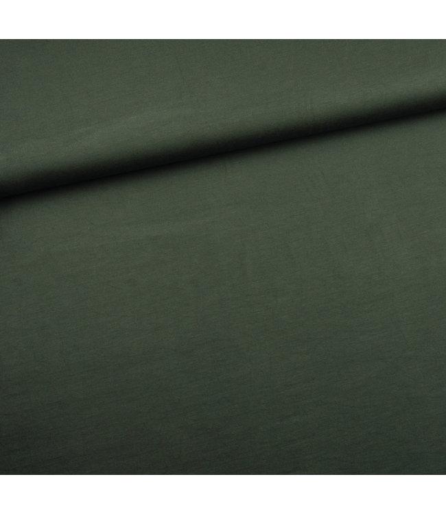 Tencel modal - groen