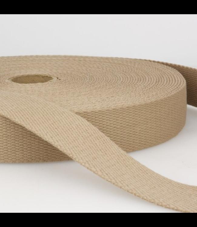Tassenband natuur S45