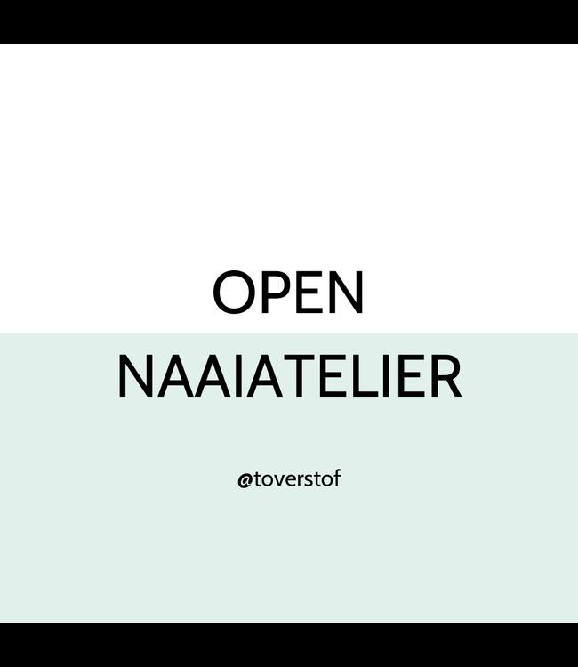 Open naaiatelier 01/10/21