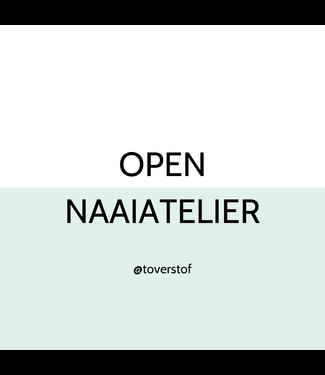 Open naaiatelier 03/11/21