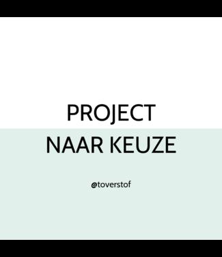 Workshop 'project naar keuze' 16/10/21