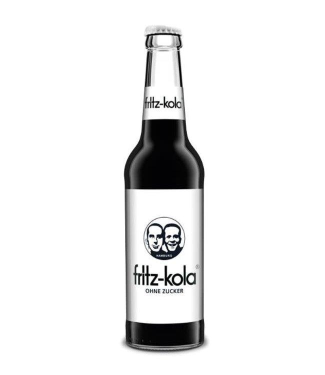 Fritz 20 cl - kola suikervrij