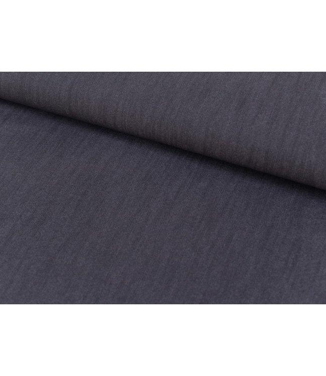Jeans washed - zwart