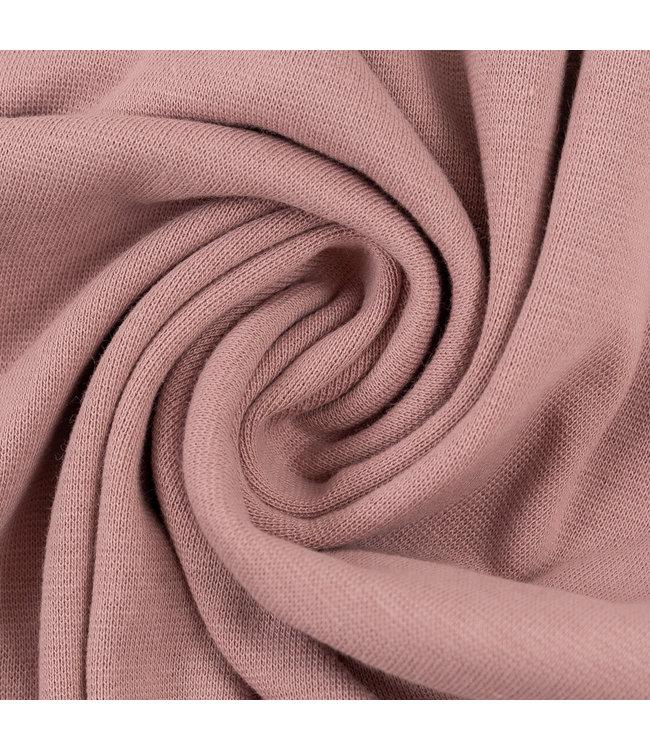 Boordstof Heike - oud roze