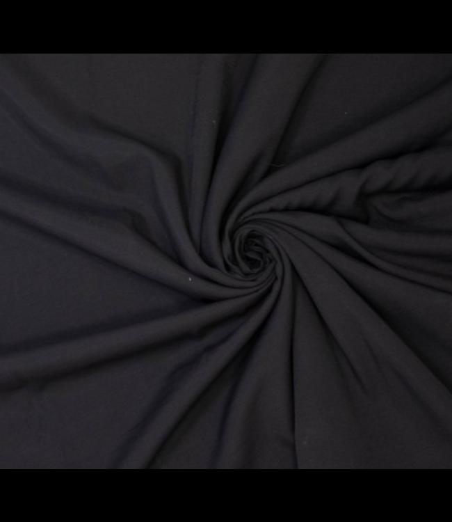 Viscose - zwart