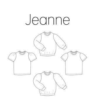 Iris May Iris May - Jeanne shirt