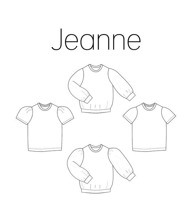 Iris May - Jeanne shirt