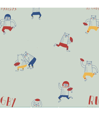 Katia Fabrics Rugby is cooperative - tricot