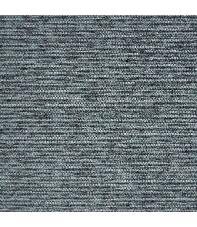 Katia Fabrics Multi stripes aqua anthracite - tricot