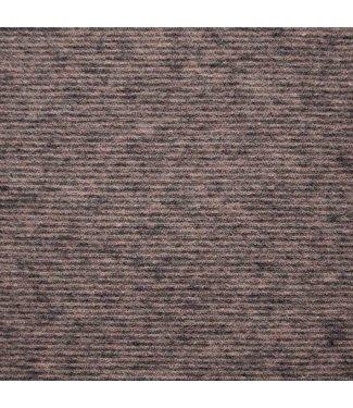 Katia Fabrics Multi stripes make-up anthracite - tricot