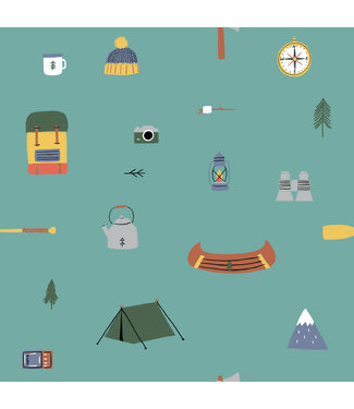 Katia Fabrics Adventure items - poplin