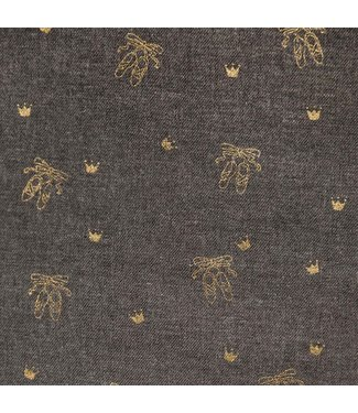 Katia Fabrics Viyella ballerines - organic cotton