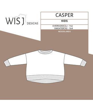 Wisj Wisj - Casper oversized sweater
