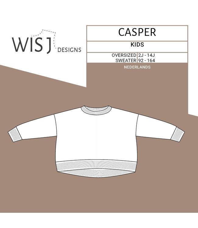 Wisj - Casper oversized sweater