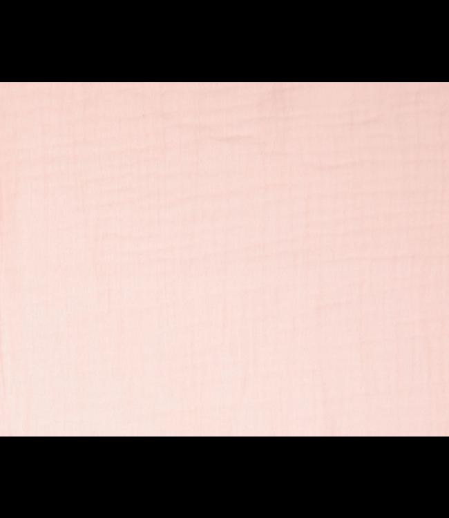 Double gauze - baby roze