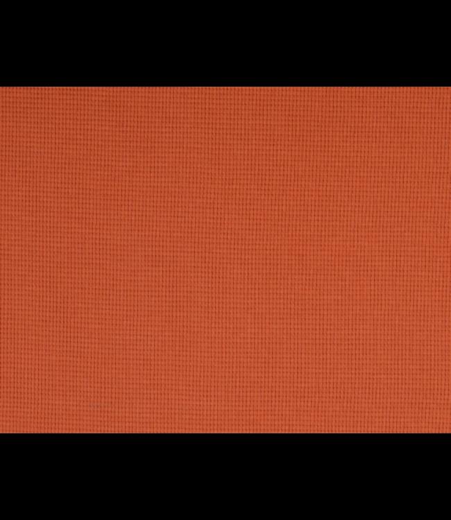 Wafeljersey - roest