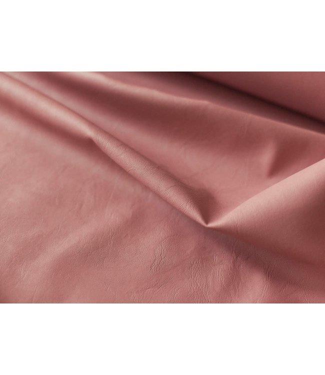 Imitatieleer - roze