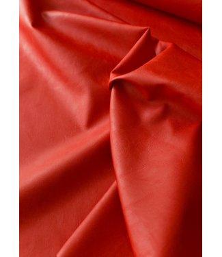 Imitatieleer - rood