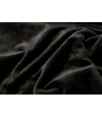 Faux fur - zwart