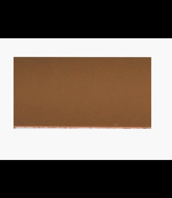 Lederriem - bruin