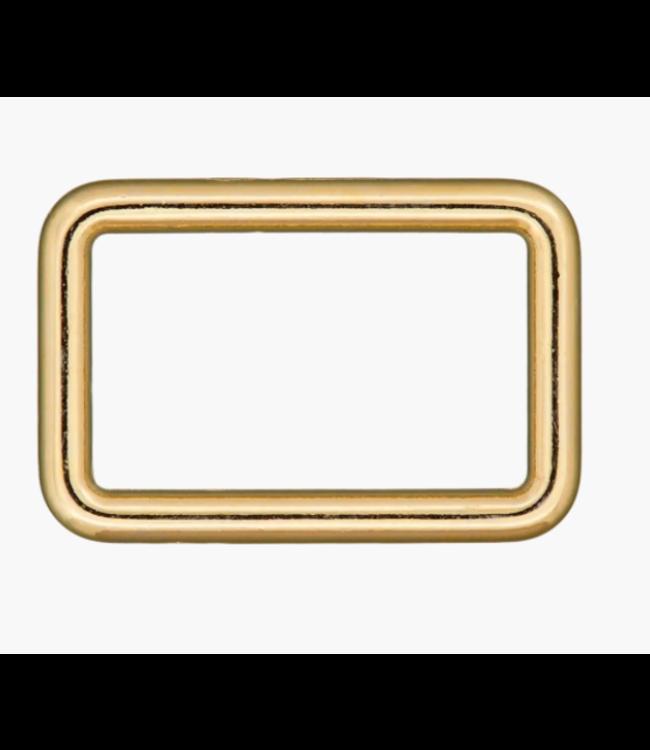 Passant goud - 30mm