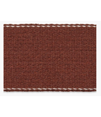 Zachte tassenband - bruin