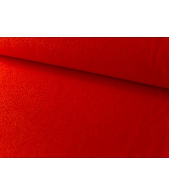 Sanne mantelstof - rood