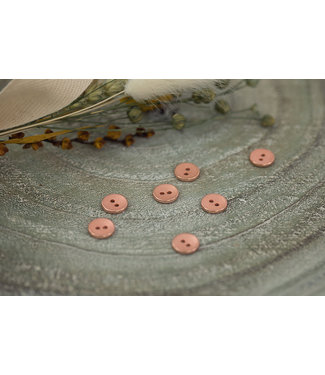See You At Six SYAS18 Knoop metaal textuur 10mm - rosé koper