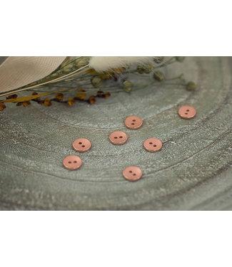 See You At Six SYAS18 Knoop metaal textuur 11mm - rosé koper