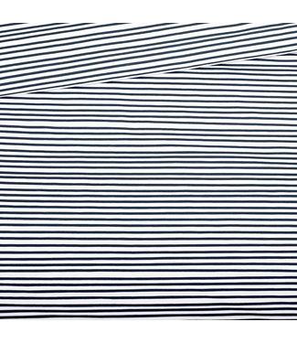 Eva Mouton Stripes - french terry
