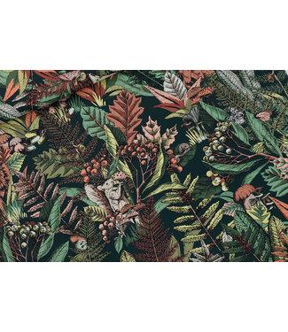 See You At Six SYAS18 Autumn joy katoen canvas - forest river