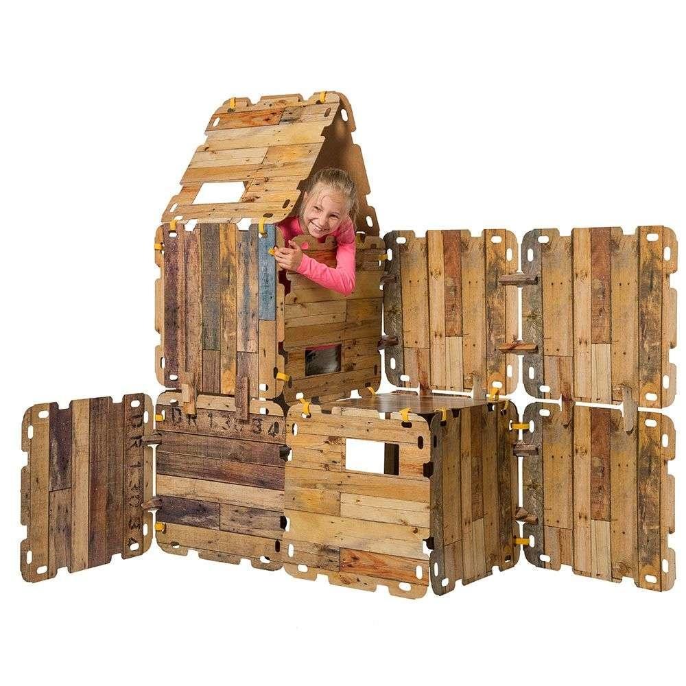 Bouw constructie speelgoed