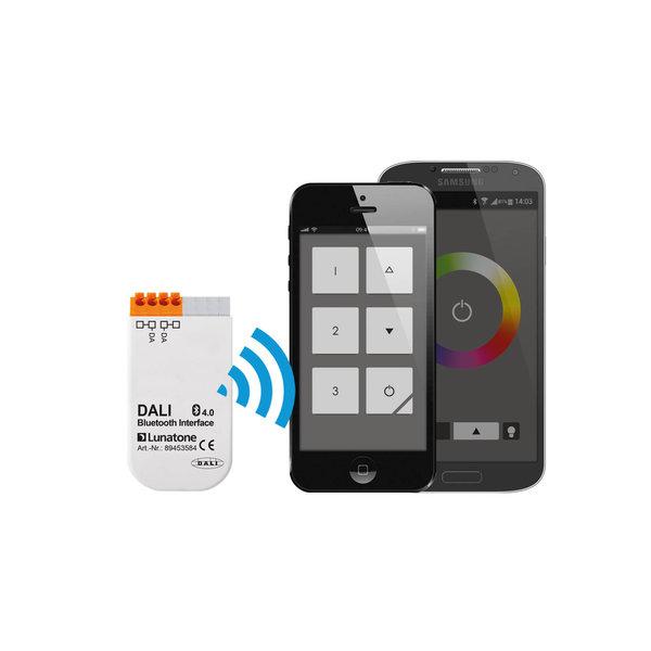 Lunatone DALI Bluetooth Interface