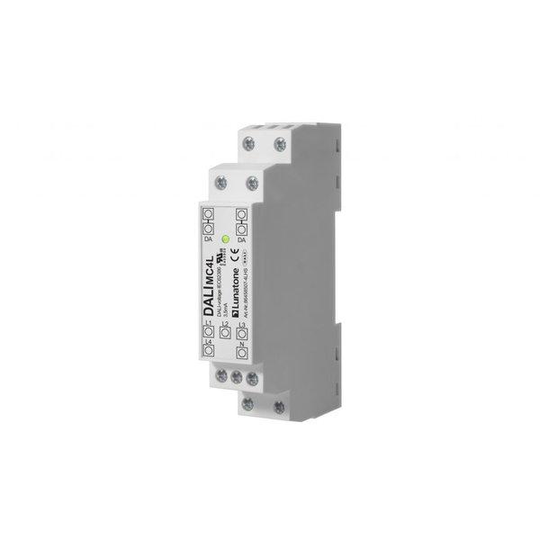 Lunatone DALI MC4L - DIN Rail binaire ingang
