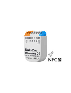 Lunatone DALI-2 MC NFC binaire ingang