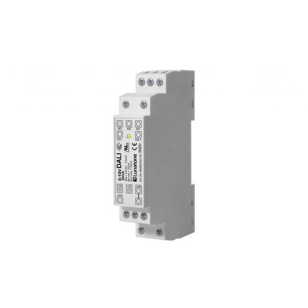 Lunatone 0-10V DALI 30mA Din Rail