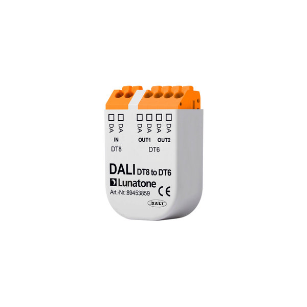 Lunatone DALI DT8 to DT6