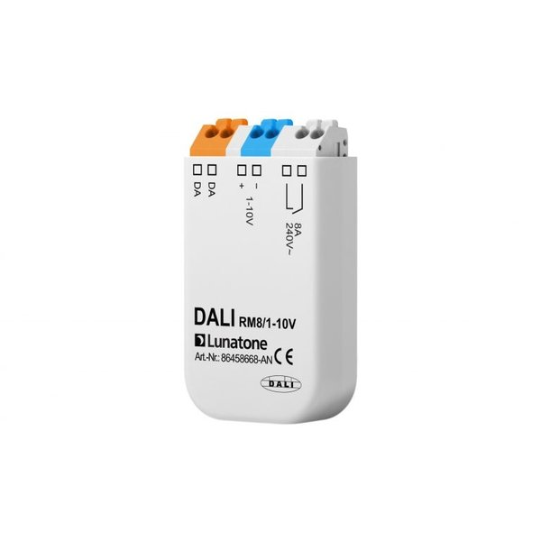 Lunatone DALI RM8 1-10V analog