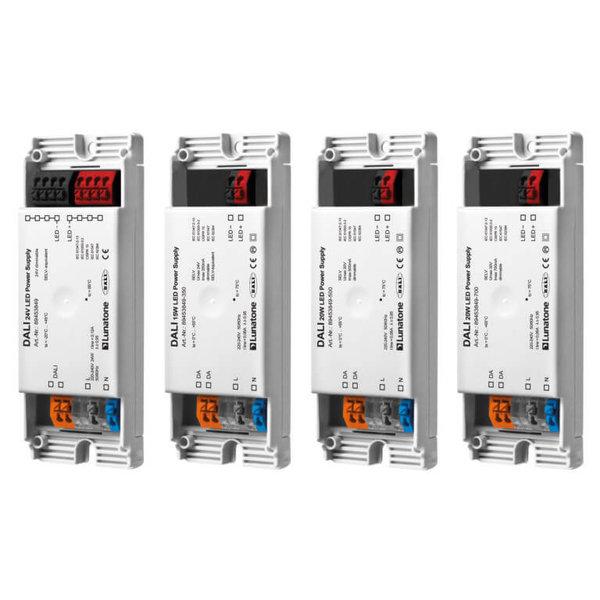 Lunatone 230V - DALI DT6 LED power supply 1 Kanal CC-CV