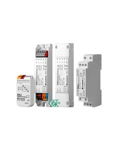Lunatone DALI RGBW LED Dimmer CV DT8