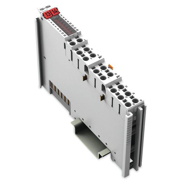 Wago  WAGO 16-kanaals digitale uitgang; DC 24 V; 0,5 A