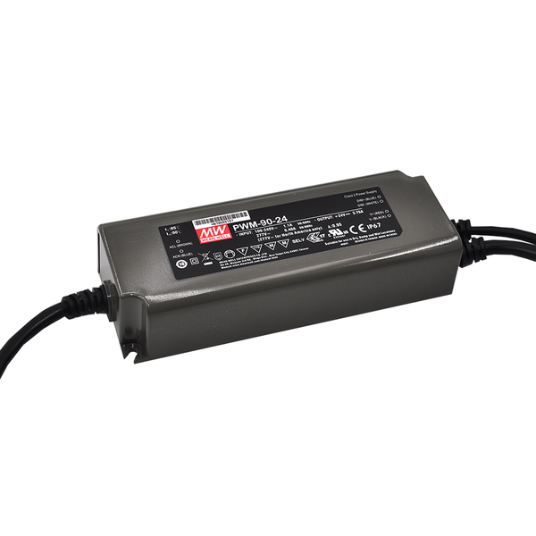 Meanwell PWM-90-24DA2  AC-DC Single output LED driver Constant Voltage (CV)