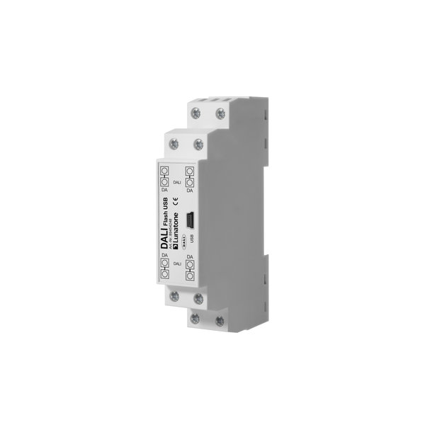 Lunatone DALI Flash USB DIN Rail