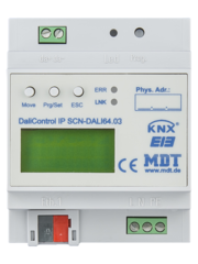 MDT DaliControl IP Gateway DALI64
