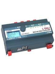 Loytec LDALI-ME204-U BACNET-DALI GATEWAY, 4 CHANNELS, 256 DEVICES