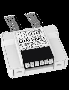 Loytec LDALI-BM2 4 knoppen, 3mA, Knopmodule/-verbinder DALI-2