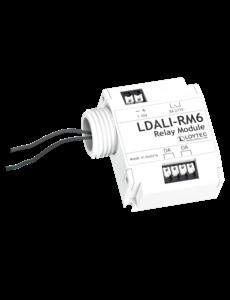 Loytec LDALI-RM6 DALI-2 Relaismodule  10A, 1-10V, In/opbouw