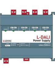 Loytec LDALI-PWR4-U , 85-240 V, 50/60 Hz, 4 x 16 VDC, 116 mA