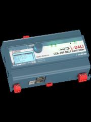 Loytec LDALI-3E101-U CEA-709/DALI Controllers, 1 kanaal